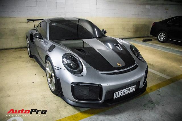 Porsche 911 GT2 RS với gói tuỳ chọn tiền tỷ ra biển trắng tại Sài Gòn, những con số gây chú ý - Ảnh 3.