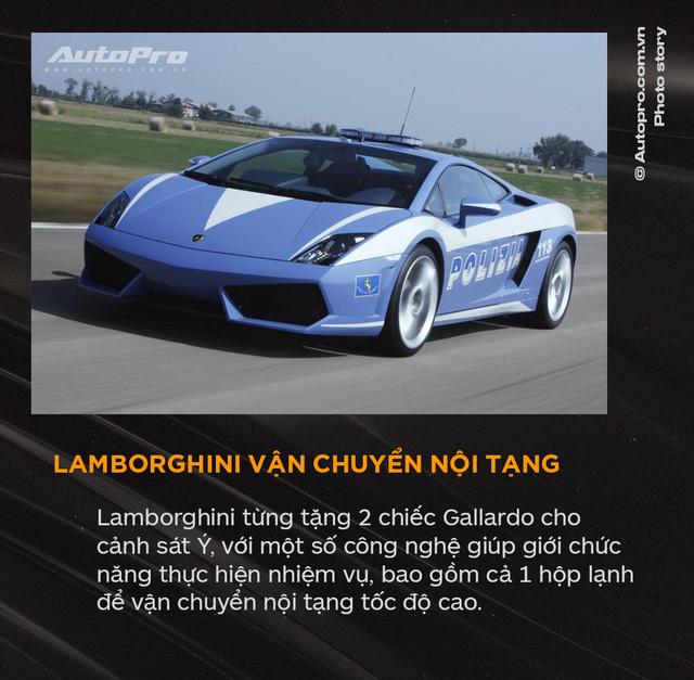 Photo Story 10 dieu co the ngay ca fan Lamborghini cung co the chua biet