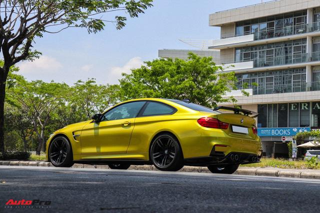 BMW M4 đời 2016 nhập Đức gắn nhiều đồ chơi rao bán giá 3,2 tỷ đồng - Ảnh 6.