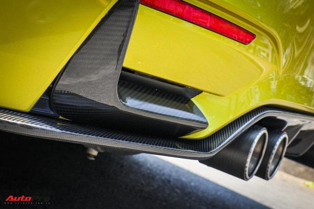 BMW M4 đời 2016 nhập Đức gắn nhiều đồ chơi rao bán giá 3,2 tỷ đồng - Ảnh 5.
