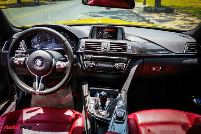BMW M4 đời 2016 nhập Đức gắn nhiều đồ chơi rao bán giá 3,2 tỷ đồng - Ảnh 8.