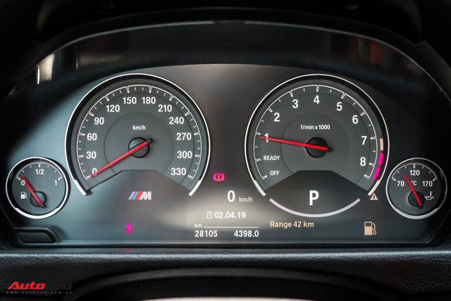 BMW M4 đời 2016 nhập Đức gắn nhiều đồ chơi rao bán giá 3,2 tỷ đồng - Ảnh 9.