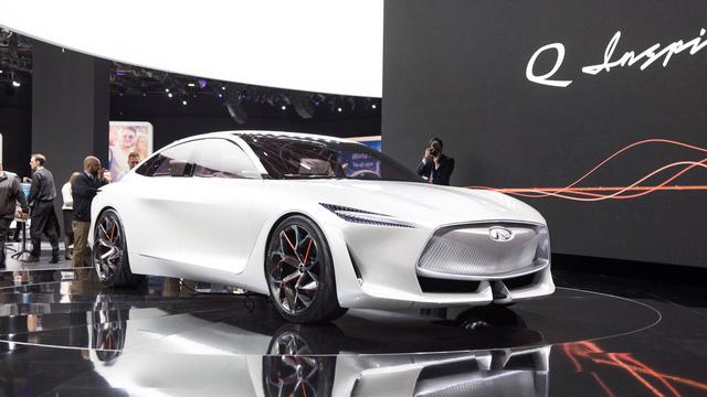 Infiniti nhá hàng sedan thể thao mới, thử nghiệm nội thất 2 buồng độc lập - Ảnh 1.