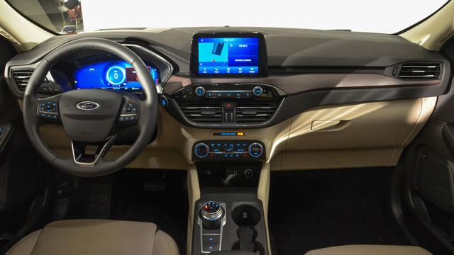 Soi kỹ loạt ảnh chi tiết Ford Escape 2020 chưa từng công bố - Ảnh 21.