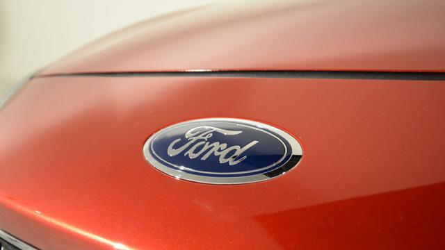 Soi kỹ loạt ảnh chi tiết Ford Escape 2020 chưa từng công bố - Ảnh 4.