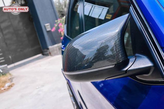 Dân chơi Bạc Liêu chi 1 tỷ đồng biến hóa BMW X5, ghép cặp với Ford Ranger Raptor - Ảnh 8.