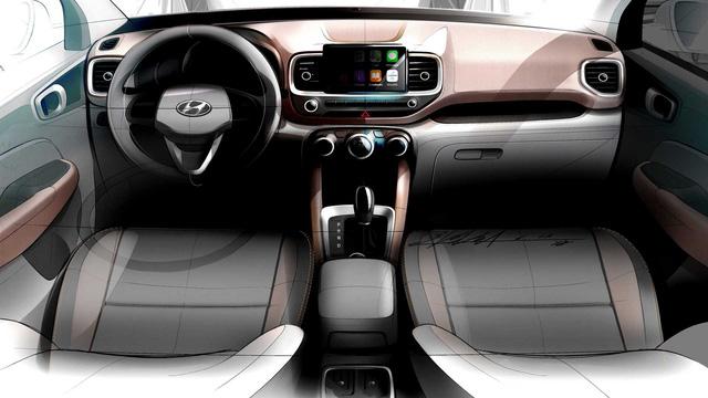 Hyundai tiếp tục nhá hàng SUV Venue bằng teaser mới - Ảnh 2.