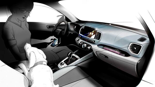 Hyundai tiếp tục nhá hàng SUV Venue bằng teaser mới - Ảnh 3.