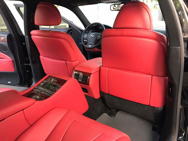 Sự thật về chiếc Lexus LS460L sản xuất 2007, model 2016 đang gây chú ý trên thị trường xe cũ - Ảnh 3.