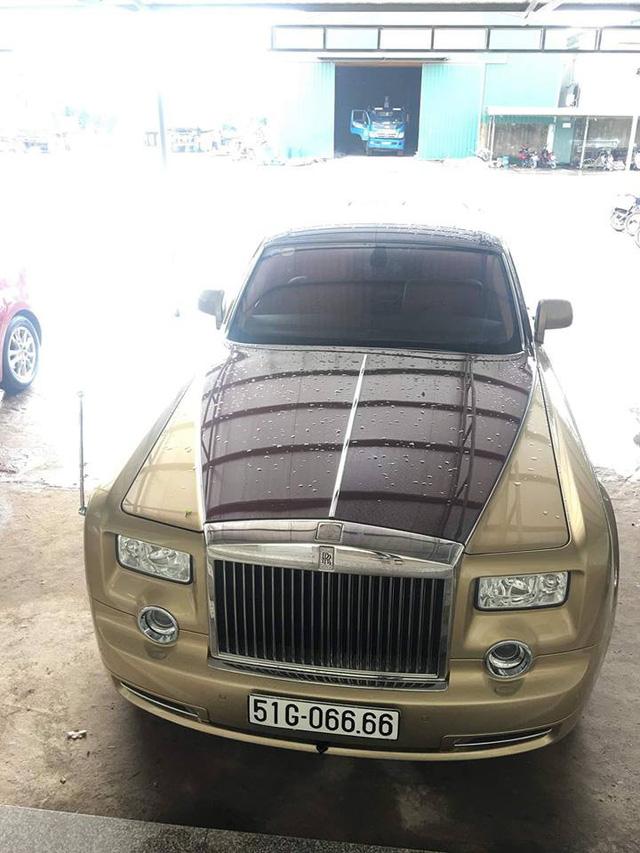 Rolls-Royce Phantom biển tứ quý 6 màu độc vượt ngàn cây số chuyển khẩu về Quảng Ninh - Ảnh 1.