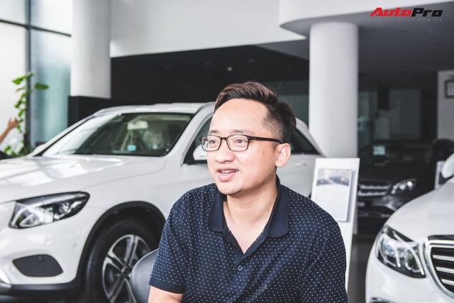 Gặp 'Chủ tịch' Đức SVM mua xe Mercedes 1,7 tỷ đồng và cái kết đừng đánh giá người khác qua vẻ ngoài - Ảnh 2.