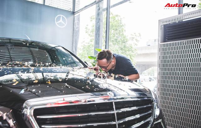 Gặp 'Chủ tịch' Đức SVM mua xe Mercedes 1,7 tỷ đồng và cái kết đừng đánh giá người khác qua vẻ ngoài - Ảnh 5.