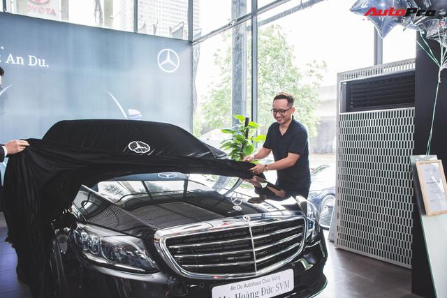 Gặp 'Chủ tịch' Đức SVM mua xe Mercedes 1,7 tỷ đồng và cái kết đừng đánh giá người khác qua vẻ ngoài - Ảnh 1.