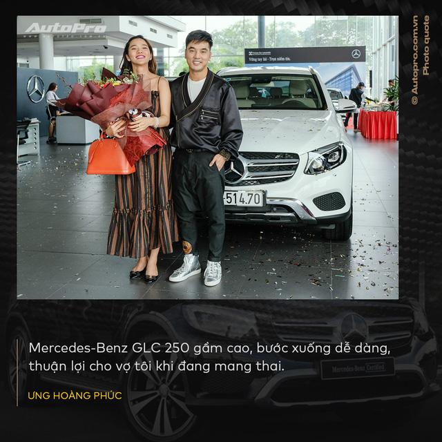 Ca sĩ Ưng Hoàng Phúc mua Mercedes-Benz GLC 250 4Matic và tiết lộ lý do đầy bất ngờ - Ảnh 2.