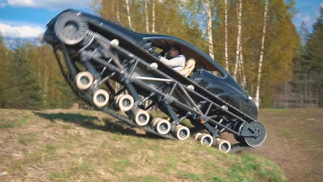 Dân chơi độ Bentley Continental GT thành xe tăng siêu sang - Ảnh 3.