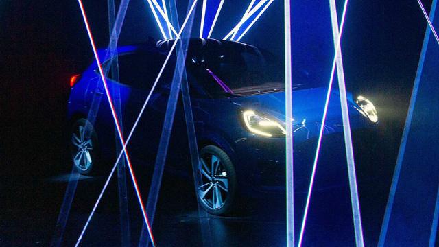 SUV dựa trên Ford Fiesta, nhỏ hơn EcoSport lộ diện - Ảnh 1.