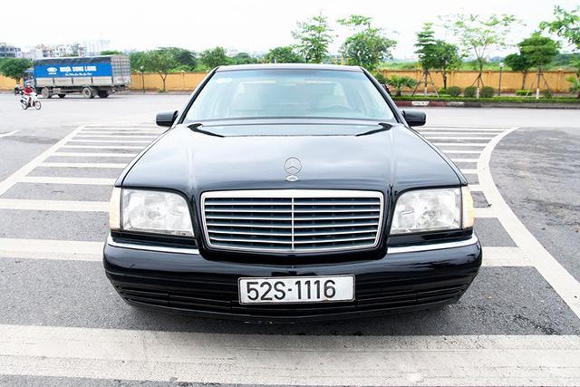 Có hơn 200 triệu và muốn mua Mercedes-Benz S-Class, đây có thể là chiếc xe dành cho bạn? - Ảnh 6.