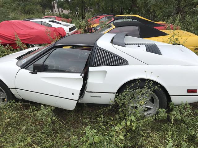 Câu chuyện gây tăng xông đằng sau bãi đỗ hoang nơi Ferrari chất đống không người chăm sóc - Ảnh 4.