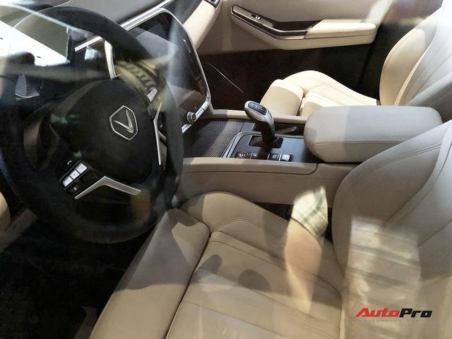 Khám phá chi tiết Lux V8 tại Hải Phòng - SUV mạnh nhất của VinFast không phải ai cũng mua được - Ảnh 5.