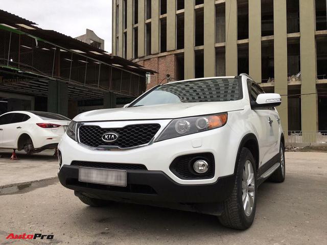 Người dùng Kia Sorento 2012 chia sẻ nuôi xe hết 100 triệu đồng/năm nhưng sự thật phía sau mới khiến nhiều người bất ngờ - Ảnh 1.