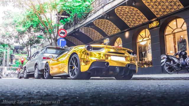 Dát vàng cho siêu xe - Thú chơi ngày càng nở rộ tại Việt Nam - Ảnh 5.
