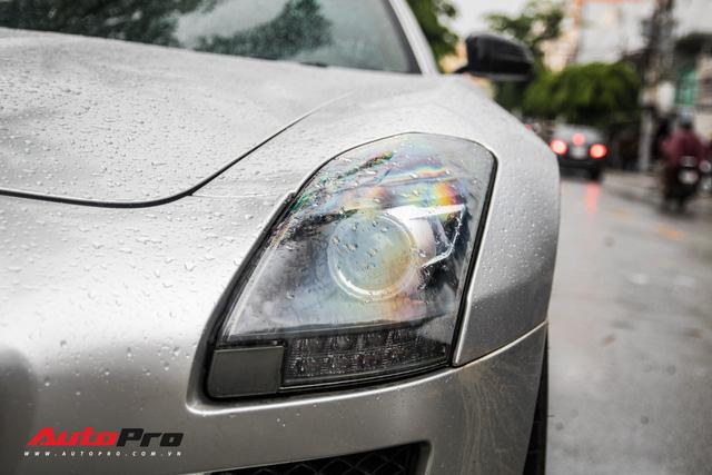 Tóm gọn Mercedes-Benz SLS AMG của ông Đặng Lê Nguyên Vũ khi trên đường về nhà riêng từ Đak Lak - Ảnh 10.