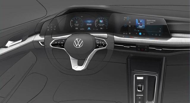 Định chỉ khoe ảnh phác thảo mà Volkswagen đã bị lộ ảnh xe mới ngoài đời thực  - Ảnh 2.
