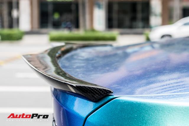 Đổi chủ, BMW M3 từng của đại gia chơi siêu xe Vũng Tàu chơi lớn bằng cách đổi màu độc đáo - Ảnh 10.