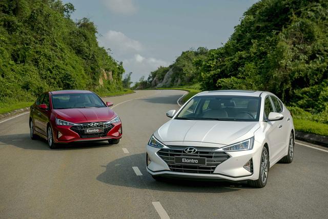 Ra mắt Hyundai Elantra 2019 giá từ 580 triệu, Tucson 2019 giá từ 799 phút tại Việt Nam - báo 1.