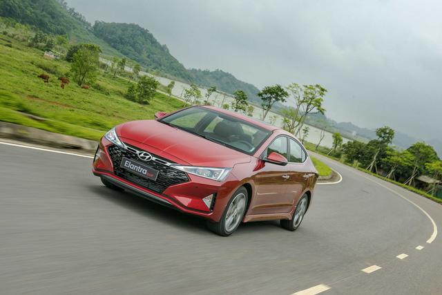 Ra mắt Hyundai Elantra 2019 giá từ 580 triệu, Tucson 2019 giá từ 799 cấp tại Việt Nam - Thời 7.