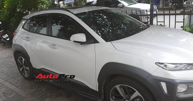 Vợ mang bầu chê xe ồn, soái ca Sài Gòn bán Hyundai Kona mới mua để lên đời Mercedes-Benz GLA - Ảnh 4.