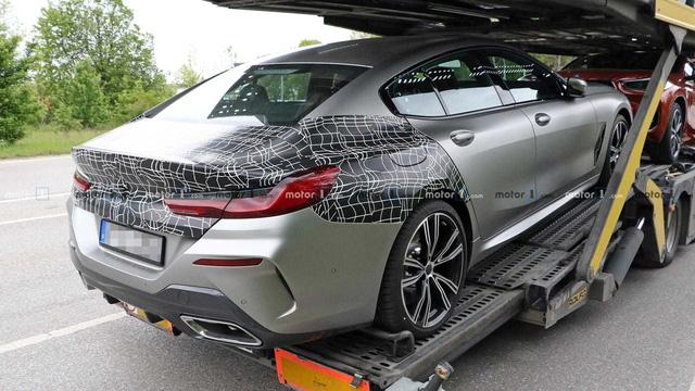 BMW 8-Series bản 4 cửa lộ diện hoàn toàn - đẹp không góc chết - Ảnh 5.