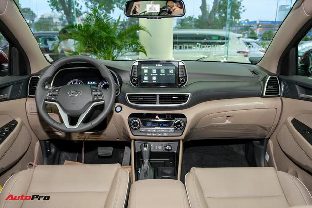 Chi tiết Hyundai Tucson 2019 bản cao cấp nhất giá 932 triệu đồng, Mazda CX-5 và Honda CR-V cần dè chừng - Ảnh 10.