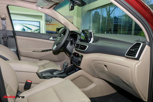Chi tiết Hyundai Tucson 2019 bản cao cấp nhất giá 932 triệu đồng, Mazda CX-5 và Honda CR-V cần dè chừng - Ảnh 15.
