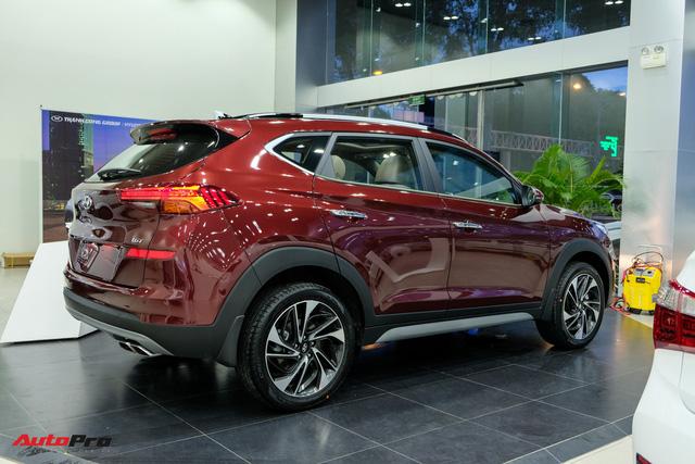 Chi tiết Hyundai Tucson 2019 bản cao cấp nhất giá 932 triệu đồng, Mazda CX-5 và Honda CR-V cần dè chừng - Ảnh 7.
