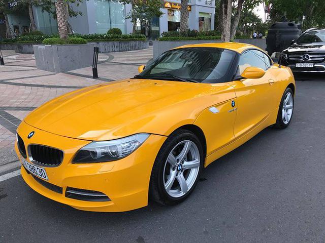 Bán hàng hiếm BMW Z4 2013, chủ xe tuyên bố: Phát hiện tua, tặng luôn xe  - Ảnh 1.