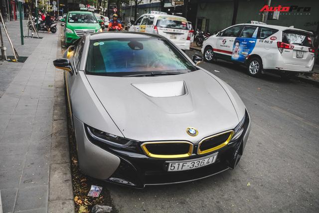 Chỉ nhờ sự thay đổi nhỏ này, chiếc BMW i8 đã trở nên đặc biệt hơn bao giờ hết - Ảnh 2.