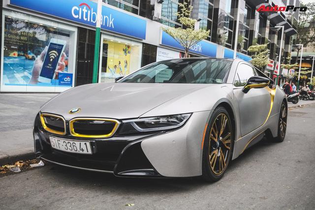 Chỉ nhờ sự thay đổi nhỏ này, chiếc BMW i8 đã trở nên đặc biệt hơn bao giờ hết - Ảnh 1.