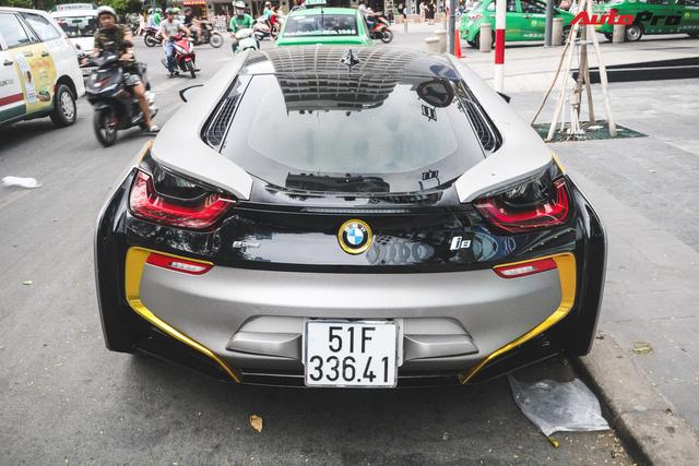 Chỉ nhờ sự thay đổi nhỏ này, chiếc BMW i8 đã trở nên đặc biệt hơn bao giờ hết - Ảnh 6.