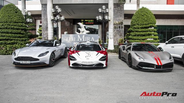 Dàn xế khủng Car Passion 2019 hội tụ cặp đôi xe của Cường Đô-la, Đàm Thu Trang trước ngày lên đường - Ảnh 8.