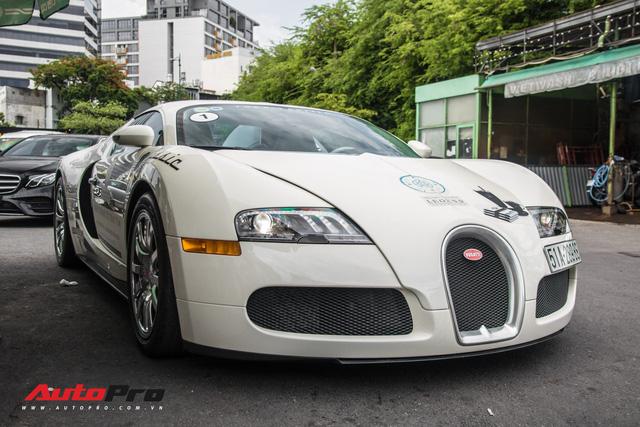 Tóm gọn Bugatti Veyron 16.4 của ông Đặng Lê Nguyên Vũ đi đăng kiểm - Ảnh 10.