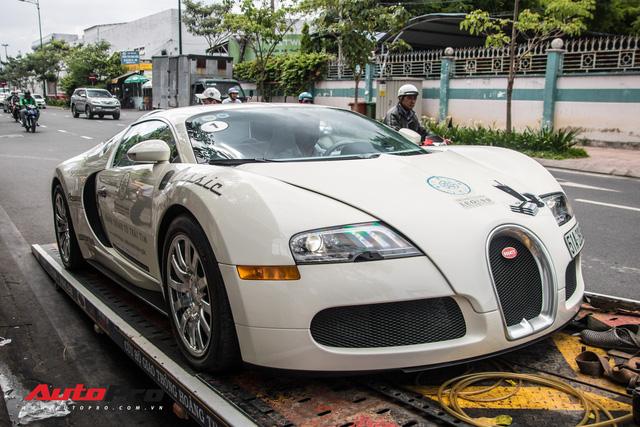 Tóm gọn Bugatti Veyron 16.4 của ông Đặng Lê Nguyên Vũ đi đăng kiểm - Ảnh 18.