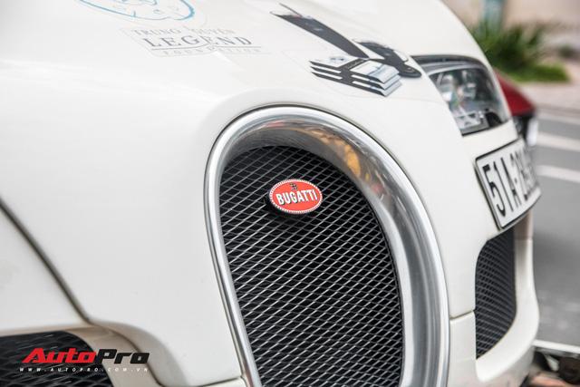 Tóm gọn Bugatti Veyron 16.4 của ông Đặng Lê Nguyên Vũ đi đăng kiểm - Ảnh 17.
