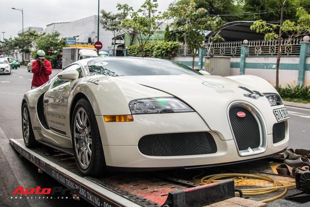 Tóm gọn Bugatti Veyron 16.4 của ông Đặng Lê Nguyên Vũ đi đăng kiểm - Ảnh 16.