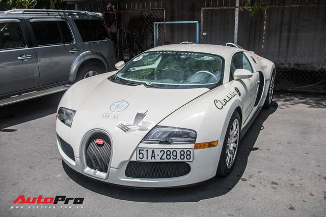 Tóm gọn Bugatti Veyron 16.4 của ông Đặng Lê Nguyên Vũ đi đăng kiểm - Ảnh 7.