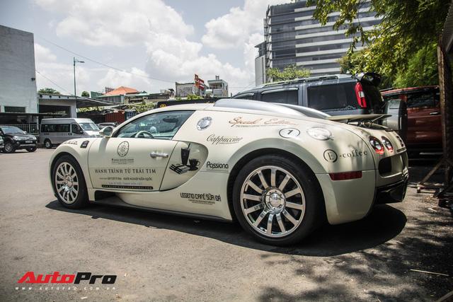 Tóm gọn Bugatti Veyron 16.4 của ông Đặng Lê Nguyên Vũ đi đăng kiểm - Ảnh 9.
