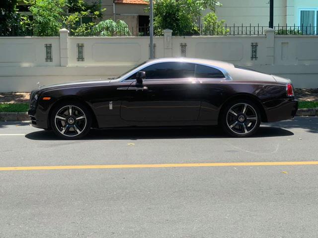 Dân chơi đồng hồ khét tiếng Hà Nội bán Rolls-Royce Ghost độ, mua Rolls-Royce Wraith đặc biệt không kém - Ảnh 4.