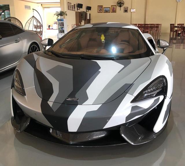 Bên trong showroom toàn siêu xe, xe sang tiền tỷ của người Việt trên đất Lào ít người biết tới - Ảnh 7.