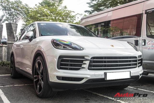 Cường Đô-la, Đàm Thu Trang mạnh tay chi hơn 7 tỷ đồng tậu Porsche Cayenne S thế hệ mới - Ảnh 7.