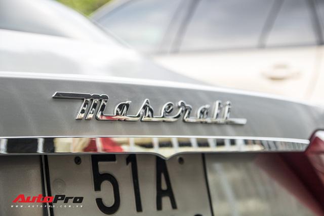 Ông Đặng Lê Nguyên Vũ mang Maserati GranTurismo đi đăng kiểm - Ảnh 15.